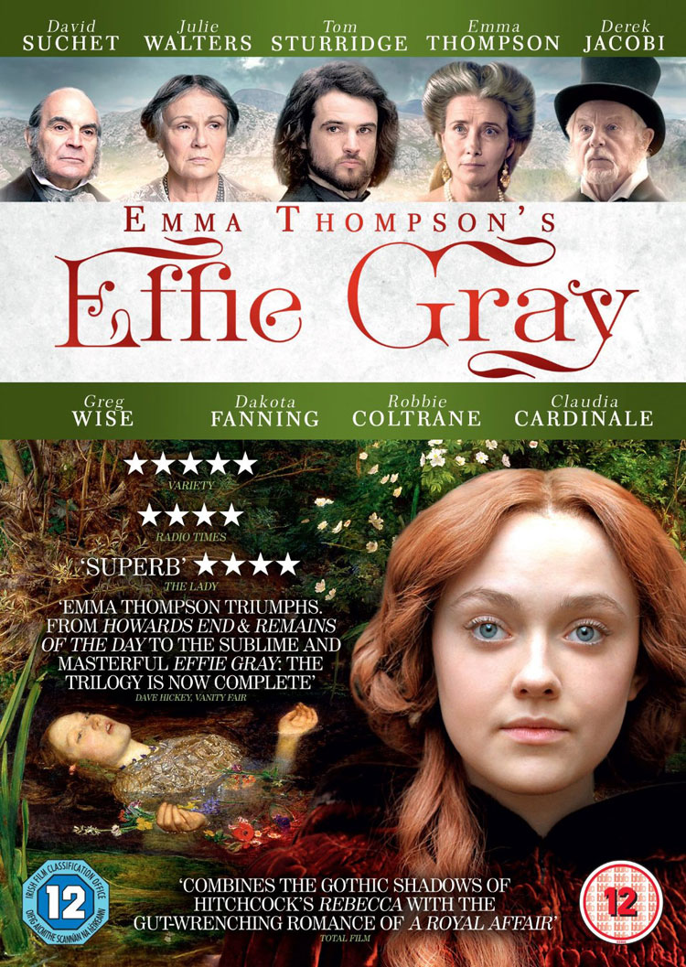 Эффи - Effie Gray