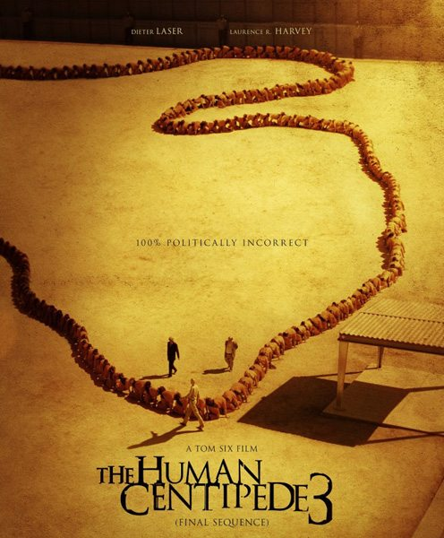 ������������ ���������� 3 - The Human Centipede III (Final Sequence)