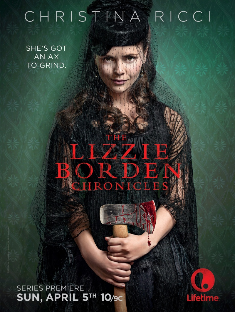Хроники Лиззи Борден - The Lizzie Borden Chronicles