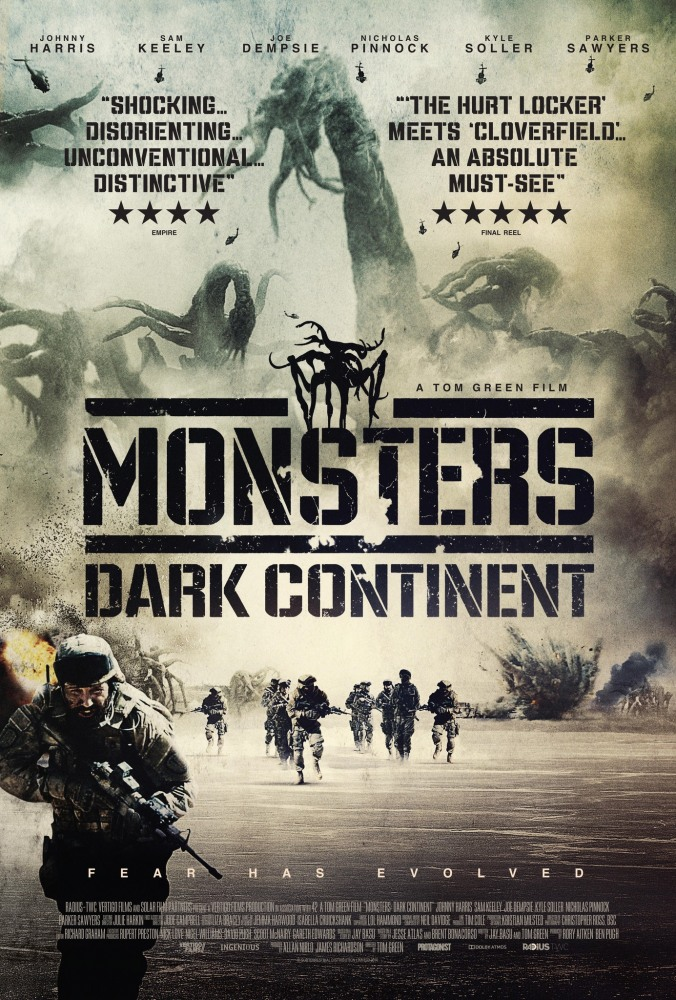 ������� 2: Ҹ���� ��������� - Monsters- Dark Continent