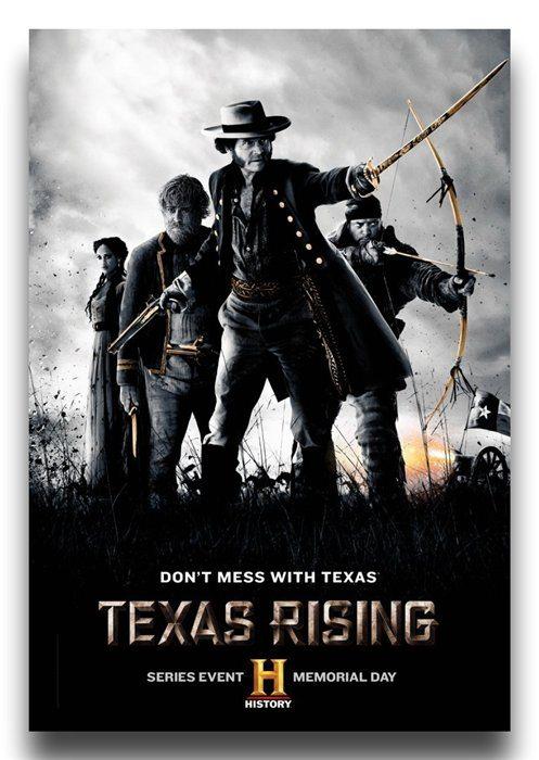 Восстание Техаса - Texas Rising