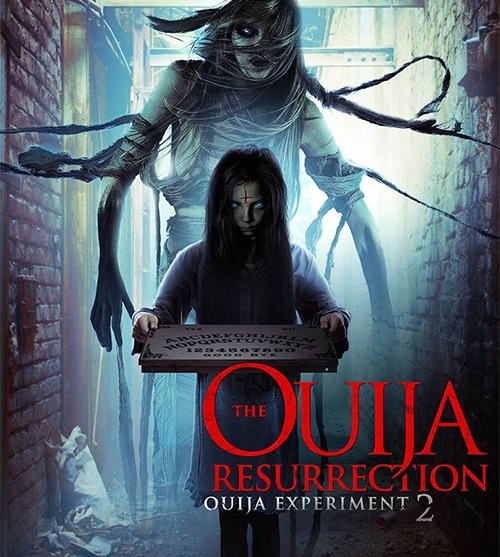 ����������� ����� 2: ��������� ������ - The Ouija Experiment 2- Theatre of Death