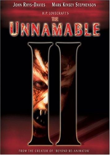 Невыразимый ужас 2: Показания Рэндольфа Картера - The Unnamable II- The Statement of Randolph Carter