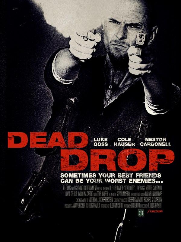Смертельное падение - Dead Drop
