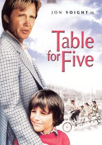 Стол для пятерых - Table for Five