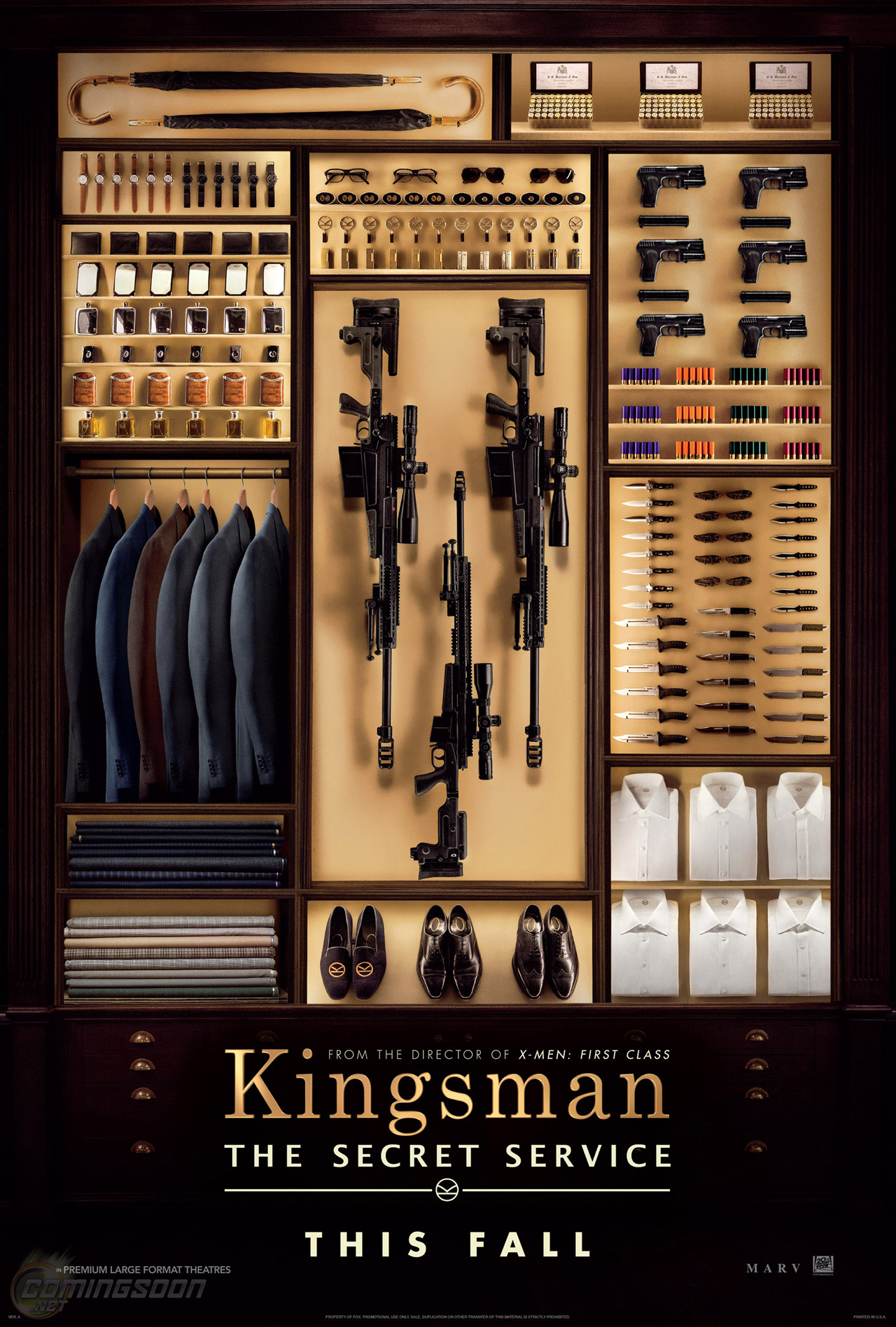 Kingsman: ��������� ������: �������������� ��������� - Kingsman- The Secret Service- Bonuces