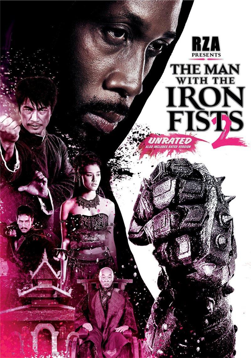 Железный Кулак 2: Дополнительные материалы - The Man with the Iron Fists 2- Bonuces