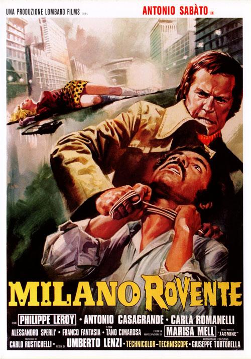 Разборки в Милане - Milano rovente