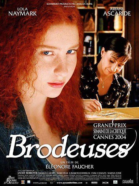 Вышивальщицы - Brodeuses