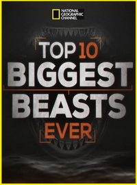 Топ-10 мегамонстров - Top 10 Biggest Beasts Ever