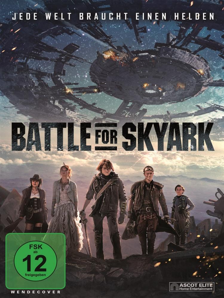 Битва за Скайарк - Battle for Skyark