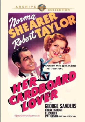 Ее картонный любовник - Her Cardboard Lover