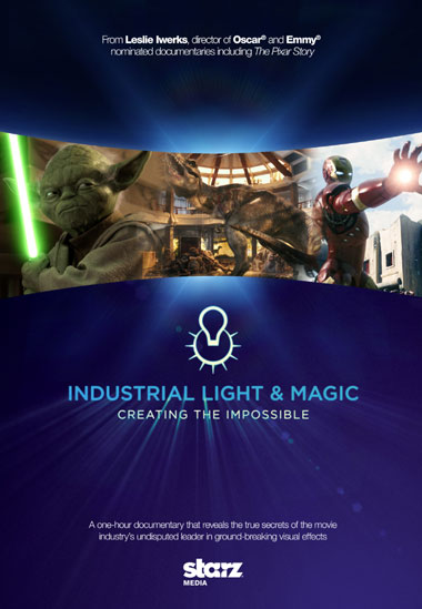����������� � ����. �������� ����������� - Industrial Light and Magic- Creating the Impossible