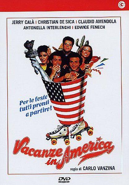 Американские каникулы - Vacanze in America