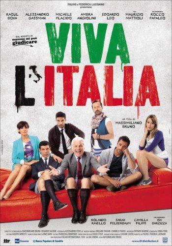 Да здравствует Италия! - Viva l'Italia!