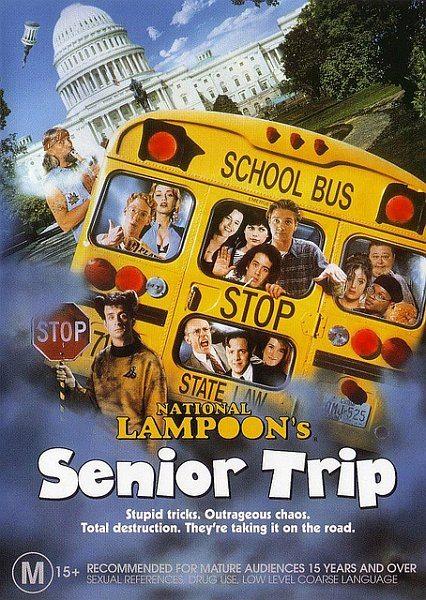 Большое путешествие - National Lampoon's Senior Trip