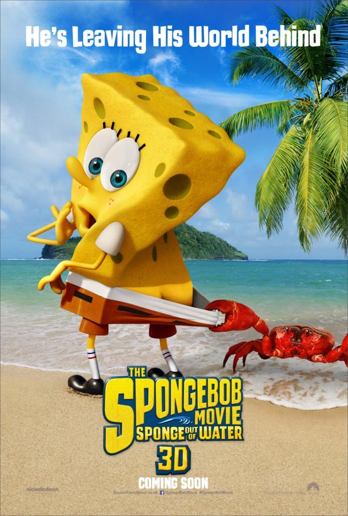 Губка Боб в 3D: Дополнительные материалы - The SpongeBob Movie- Sponge Out of Water- Bonuces