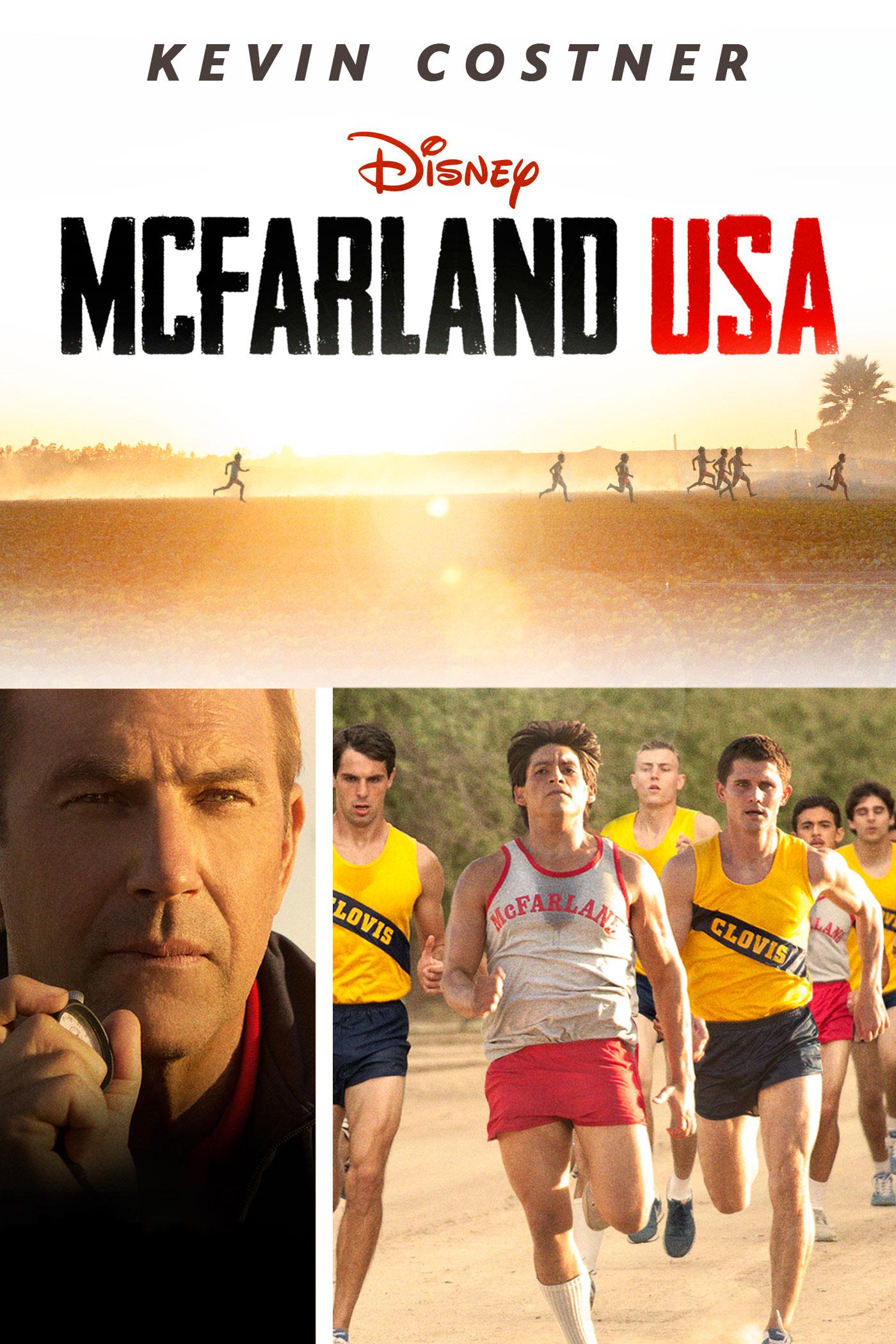Тренер: Дополнительные материалы - McFarland, USA- Bonuces