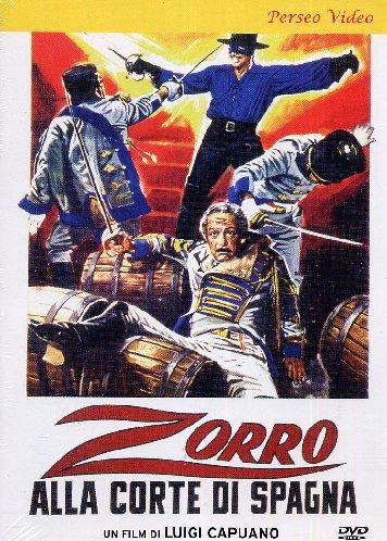Зорро и суд Испании - Zorro alla corte di Spagna