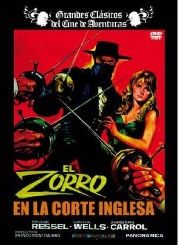 Зорро и английский суд - Zorro alla corte d'Inghilterra