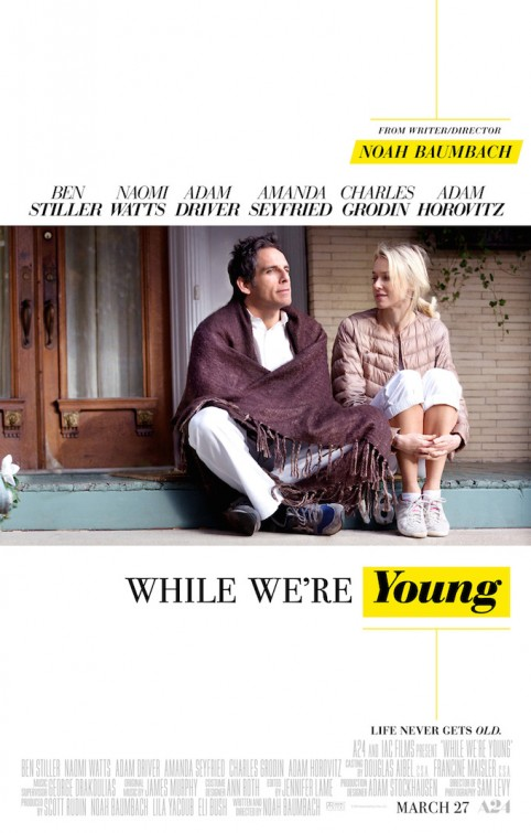 Пока мы молоды - While We're Young