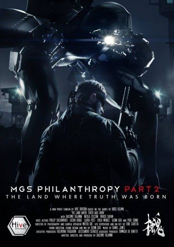 ���������� 2: ������, ��� ��������� ������ - MGS- Philanthropy - Part 2
