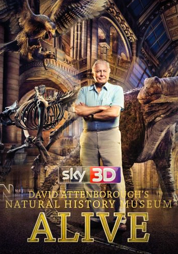 Дэвид Аттенборо с ожившим музеем естествознания - David Attenborough's Natural History Museum Alive