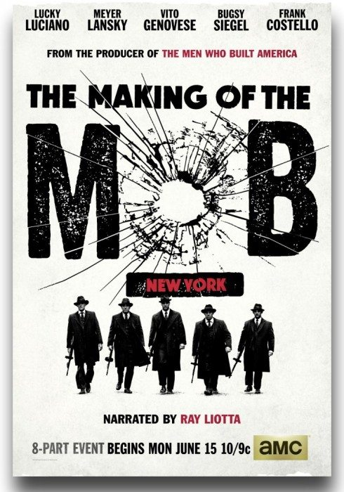 ����������� ������������ ������ - The Making of the Mob- New York