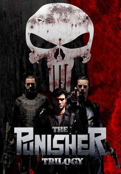 Каратель: Трилогия - The Punisher- Trilogy