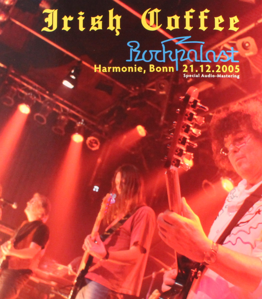 Irish Coffee - Live Rockpalast