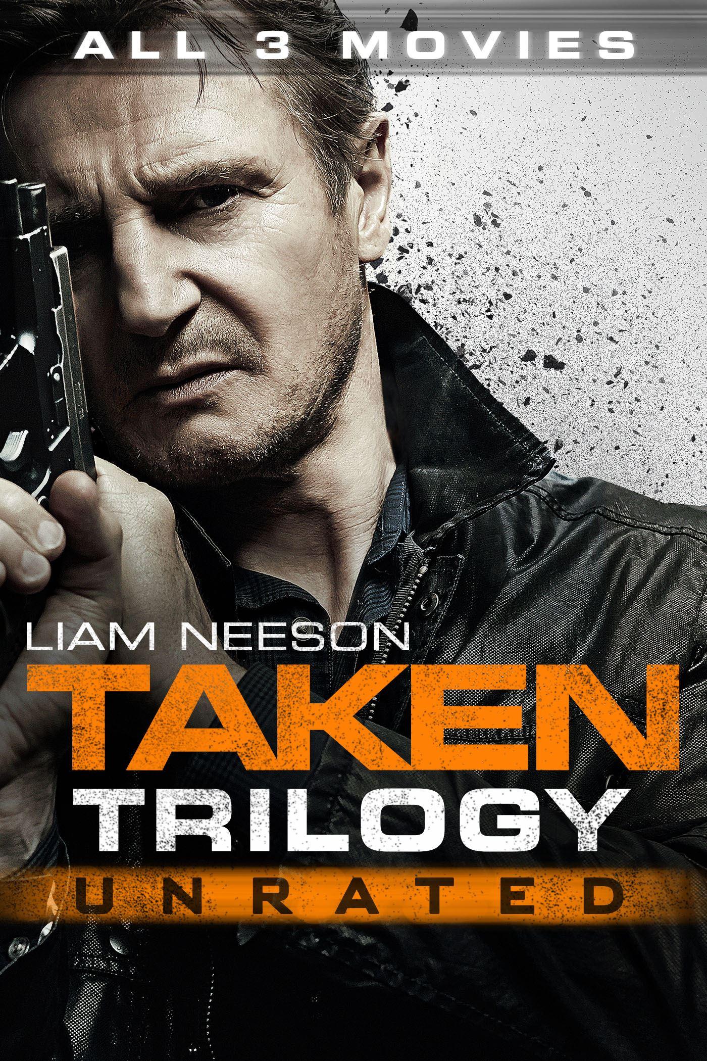 Заложница: Трилогия - Taken- Trilogy