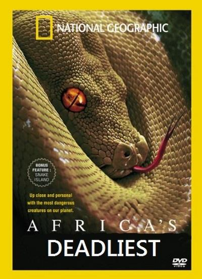 National Geographic: Хищники Африки - National Geographic- Africa's Deadliest