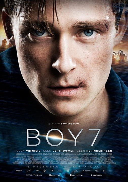 Номер семь - Boy 7