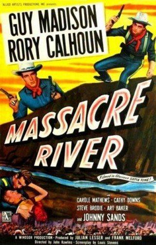 Смертельная река - Massacre River
