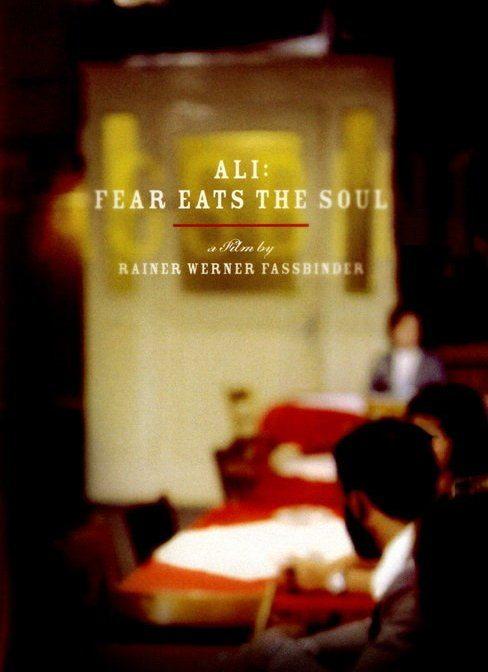 Страх съедает душу - Angst essen Seele auf