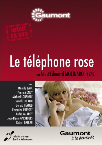 Розовый телефон - Le telephone rose