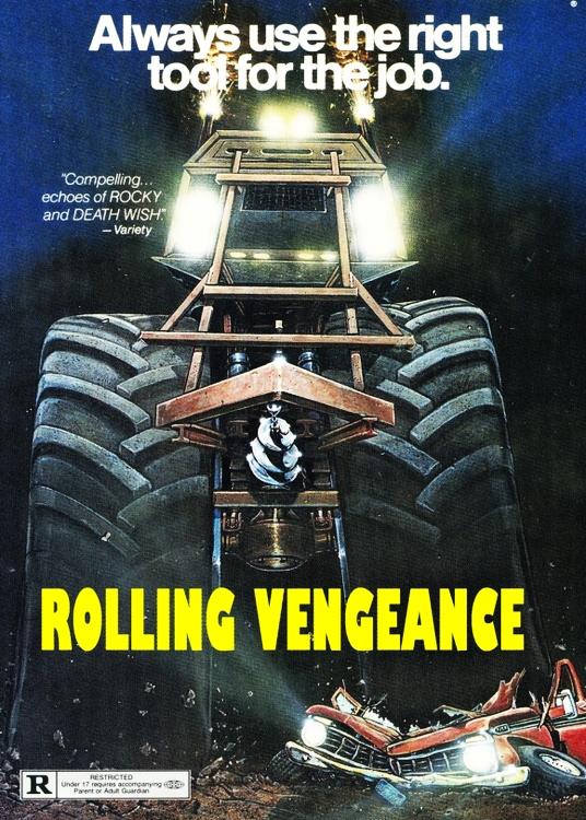 Месть на колесах - Rolling Vengeance
