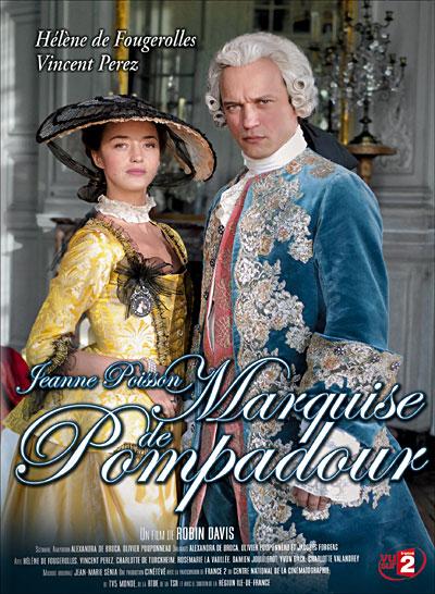 Жанна Пуассон, маркиза де Помпадур - Jeanne Poisson, Marquise de Pompadour