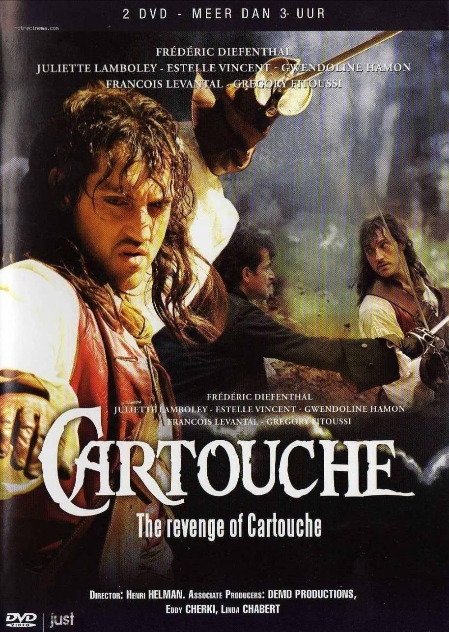 Картуш - Cartouche, le brigand magnifique