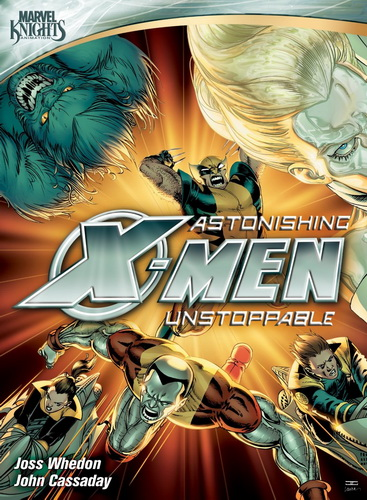 ������������ ���� ���: ����������� - Astonishing X-Men- Unstoppable