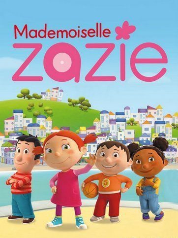 ���������� ���� - Mademoiselle Zazie
