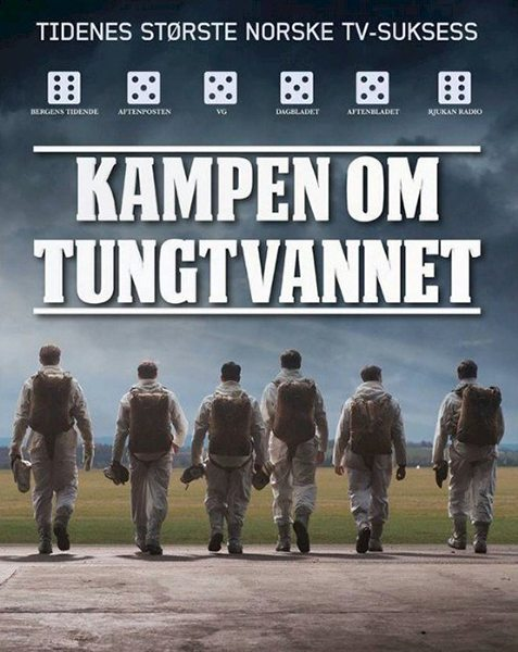 Сражение за тяжёлую воду - Kampen om tungtvannet