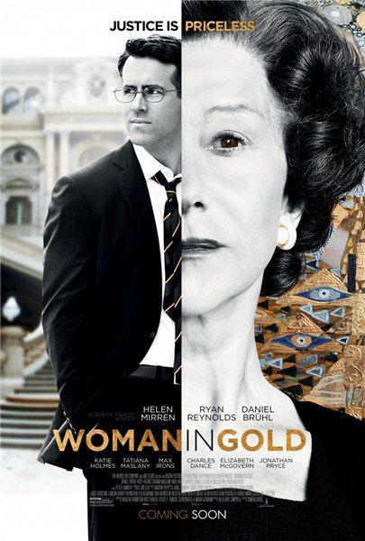Женщина в золотом - Woman in Gold
