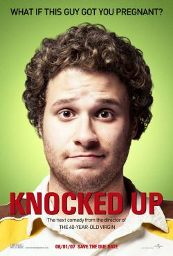 Немножко беременна - Knocked Up