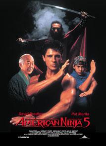 Американский ниндзя 5 - American Ninja V