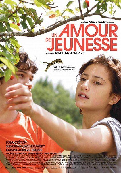 Первая любовь - Un amour de jeunesse