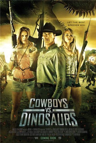 ������ ������ ���������� - Cowboys vs Dinosaurs