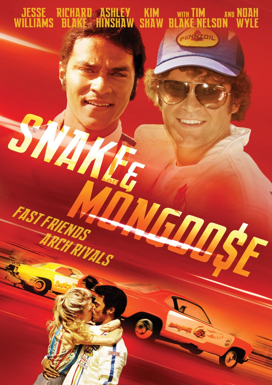 Змея и Мангуст - Snake and Mongoose