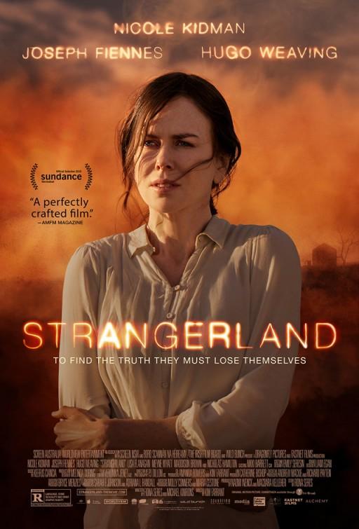 Чужая страна - Strangerland