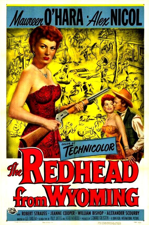 Рыжая из Вайоминга - The Redhead from Wyoming